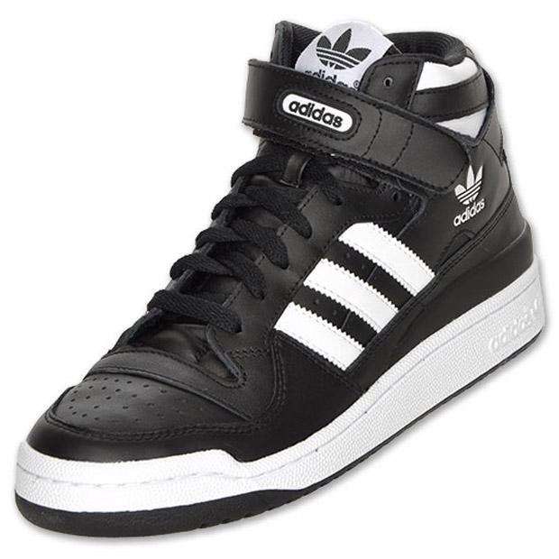 buy popular 72b2b 10ed6 adidas forum mid black