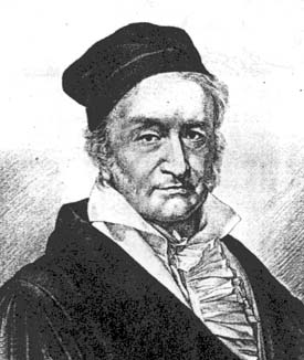 Ich mag mich ungern entscheiden zwischen Carl Friedrich Gauß - Gauss_11