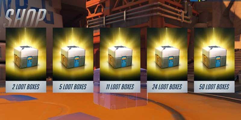Was Sind Lootboxen