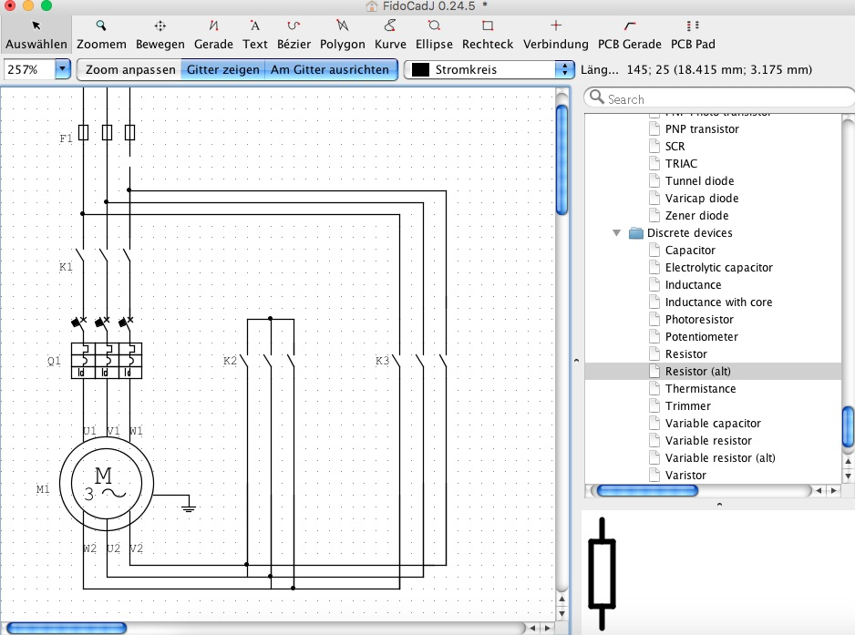 Fein Designsoftware Für Elektronische Schaltungen Zeitgenössisch ...